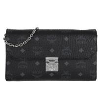 Millie Visetos Crossobdy Bag Medium Black Tasche