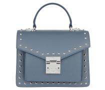 Patricia Satchel Small Luft Blue Satchel Bag