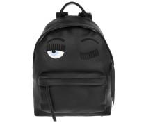Flirting Backpack Eco Black Rucksack