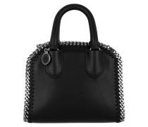 Umhängetasche Falabella Faux Leather Mini Tote Black schwarz