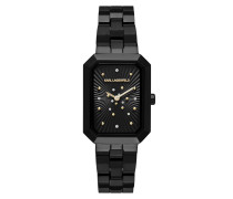 KL6101 Linda Classic Black Uhr