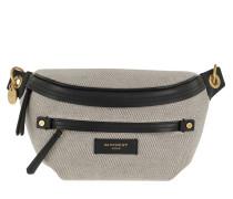 Gürteltasche Whip Belt Bag Canvas Black beige