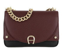 Diadora Crossbody Bag Extra Small Burgundy Tasche lila