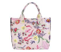 Capasanta Canvas Handle Bag  Orchidea Shopper