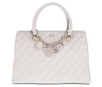 Victoria Luxury Satchel Bag Stone Tote