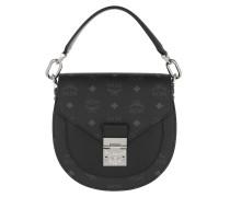 Umhängetasche Patricia Visetos Small Shoulder Bag Black
