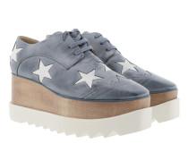 Elyse Platform Sneaker Atlantic/Prisma Sneakers blau