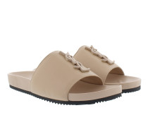 Joan 05 Slipper Lambskin Nude Schuhe