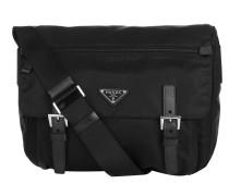 Vela Messenger Nylon Nero Tasche