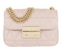 Sloan SM Chain Shoulder Bag Soft Pink Tasche