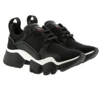 Sneakers Low JAW Sneakers Neoprene Leather Black/White schwarz