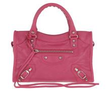 Mini Classic City Shoulder Bag Indian Rose/Black Tasche