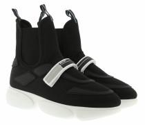 Sneakers Cloudbust High Top Sneakers Black/White schwarz