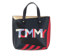 Effortless Tote Small Corp Mix rot