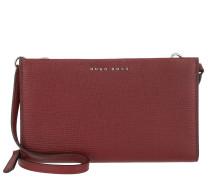 Veronika Wallet Bag Dark Red Portemonnaie