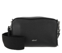 Umhängetasche Crossbody Bag Boxy Small Black/Nickel schwarz