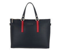 Hardware Leather Tote Corporate Mix Tote