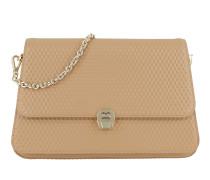 Genoveva Crossbody Bag Medium Camel  Tasche