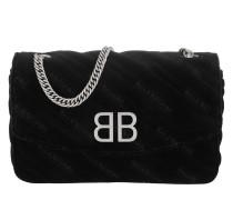 Umhängetasche BB Chain Wallet Noir schwarz