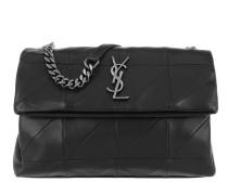 YSL West Bag Black Tasche
