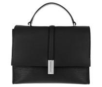 Satchel Bag Nathalie Top Handle Bag Black schwarz