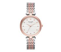 KSW1451 Ladies Varick Rosegold/Silver Uhr rosa