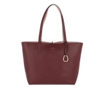 Reversible Tote Medium Merlot/Rose Smoke Tote