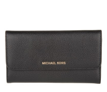 Mercer LG Trifold Wallet Leather Black