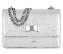 Drayaa Crossbody Bag Silver Tasche