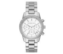 Ritz Watch Silver Armbanduhr