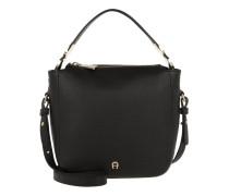 Roma Hobo Bag Black Tasche