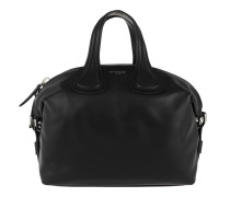 Nightingale Tote Small Smooth Leather Black Tote