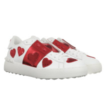 Sneakers Valentino Sneakers Rosso/Bianco/Rosso weiß
