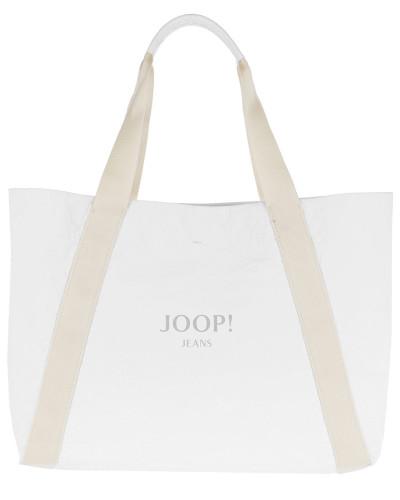 Niedriger Preis Vorbestellung Für Verkauf JOOP! Damen Satin Lara Shopper White Tasche XdCzD7HV