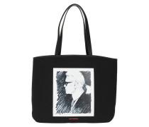 Tote Legend Canvas Tote Bag Black schwarz