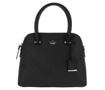 Maise Satchel Bag Black
