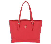 Honey Med Tote Tommy Red