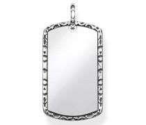 Halskette Pendant Dog Tag Silver