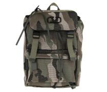 Rucksack Backpack Army Green