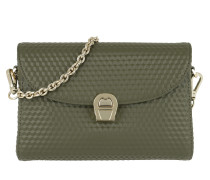 Genoveva Crossbody Bag Olive Green Tasche