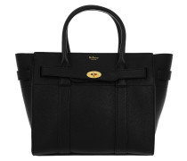 Tote Bayswater Tote Bag Leather Small Black schwarz