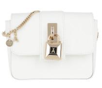 Twistlock Chamois Umhängetasche Bag White