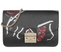 Metropolis S Shoulder Bag Onyx+Ciliegia Shopper