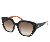 Sonnenbrille MCM674SA Black schwarz