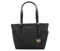 Jet Set Item EW TZ Tote Black