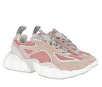 Sneakers Luft Collection For Pitti Uomo Sneakers Pale Pink rosa