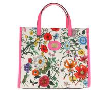 Tote Flora Shopping Bag Multi/Fuchsia bunt