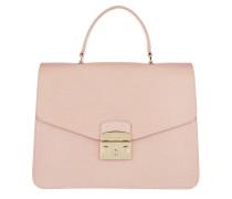 Satchel Bag Metropolis M Top Handle Bag Moonstone rosa