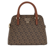 Satchel Bag Whitney Medium Dome Satchel Caramel braun