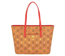 Tote Anya Spektrum Visetos Medium Cognac Spektrum cognac